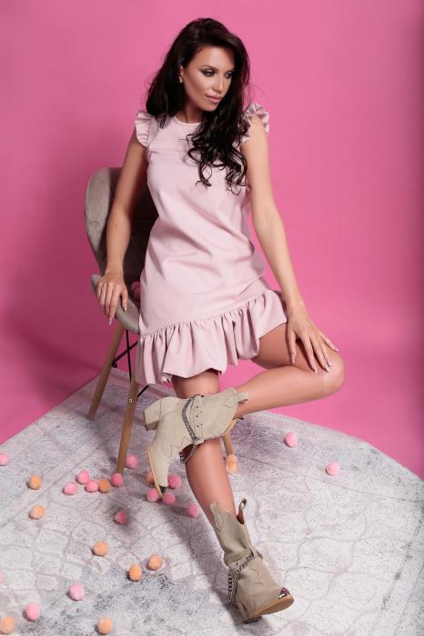 Rochie Ava Pink 2