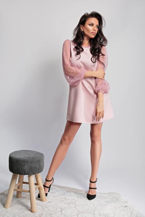 Rochie Isla Pink 1