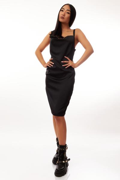 Rochie Malina  Black [0]