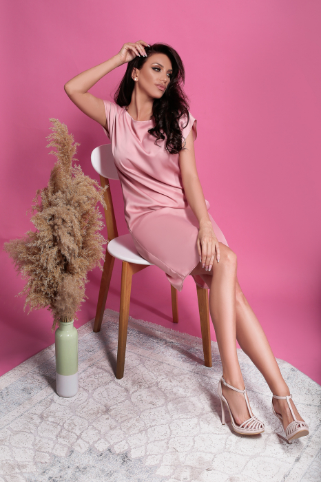 Rochie Marina Pink 1