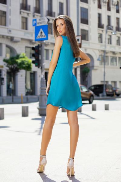 Rochie Nancy Blue 6
