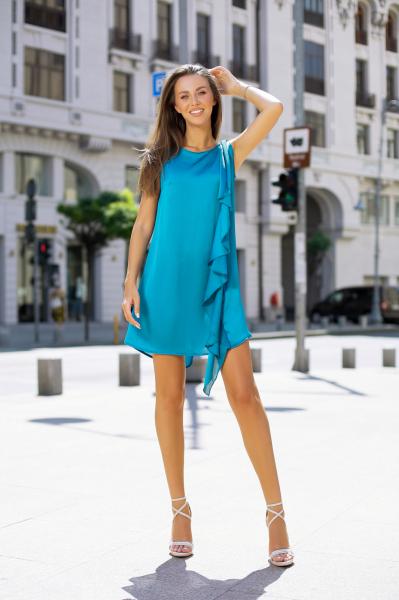 Rochie Nancy Blue 1