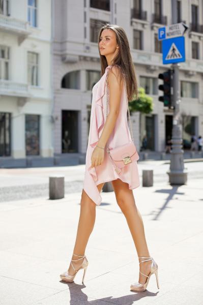 Rochie Nancy Pink 0