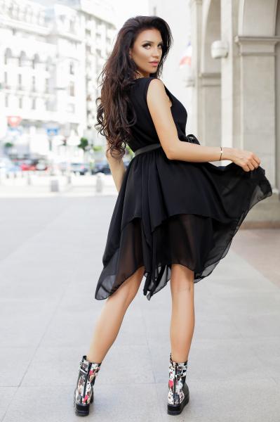 Rochie Ofelia Black 2