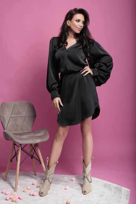 Rochie Otilia Black 1