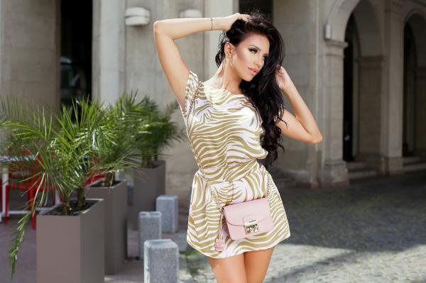 Rochie Paloma Pink 2
