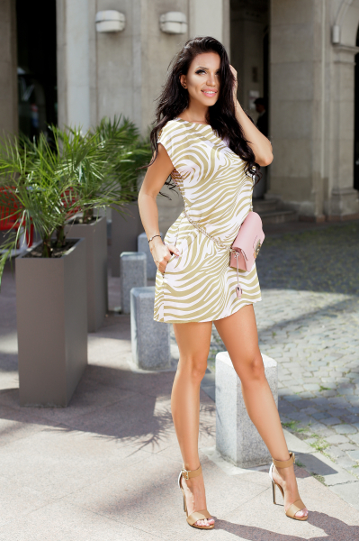 Rochie Paloma Pink 1