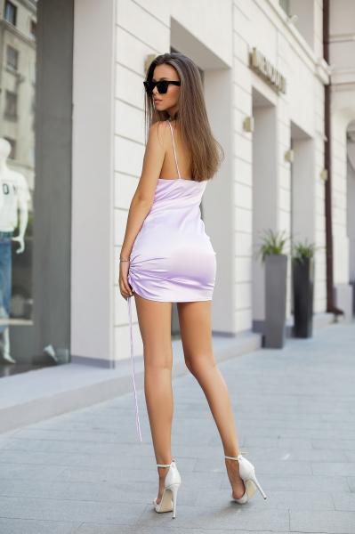 Rochie Penelope Lavender 2