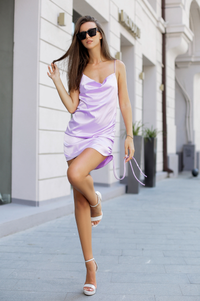 Rochie Penelope Lavender 1