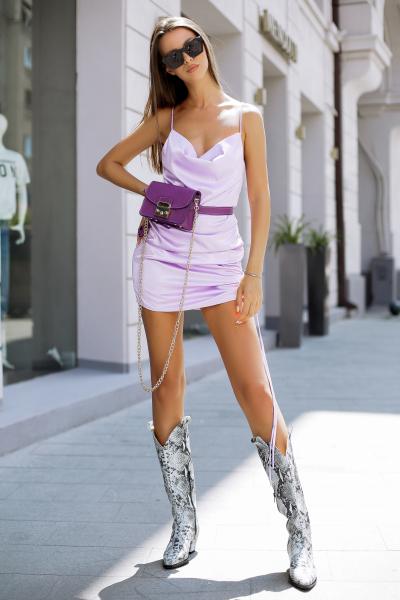 Rochie Penelope Lavender 3