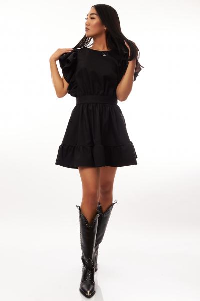 Rochie Petunia Black 4
