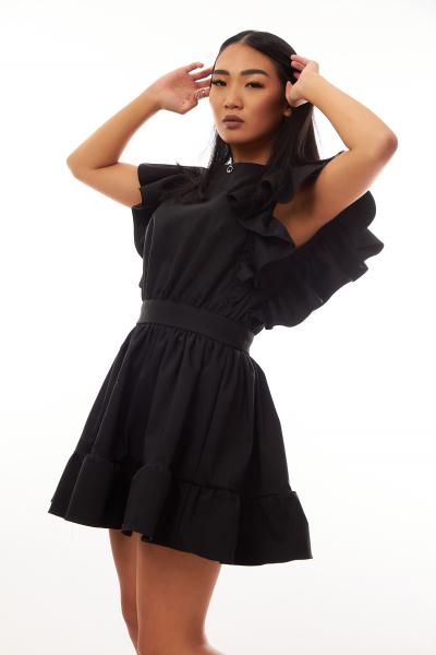 Rochie Petunia Black 5