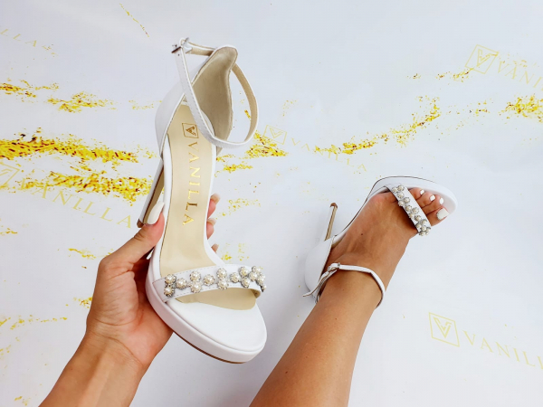 Sandale Adelina Perle 3