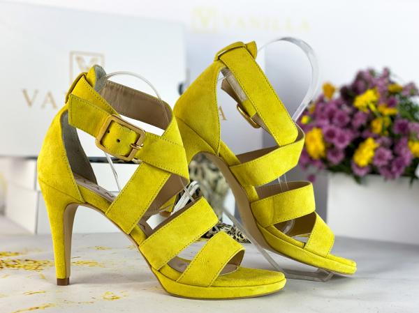 37   Sandale Andra din piele intoarsa Promo 0