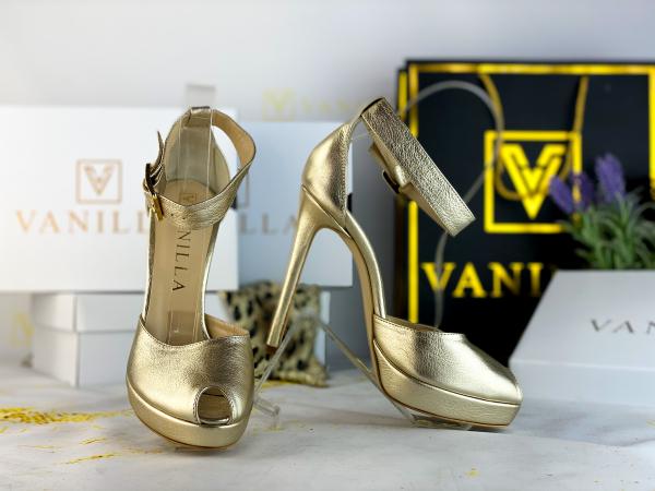 Sandale Baku Mistic Gold  Edition 0