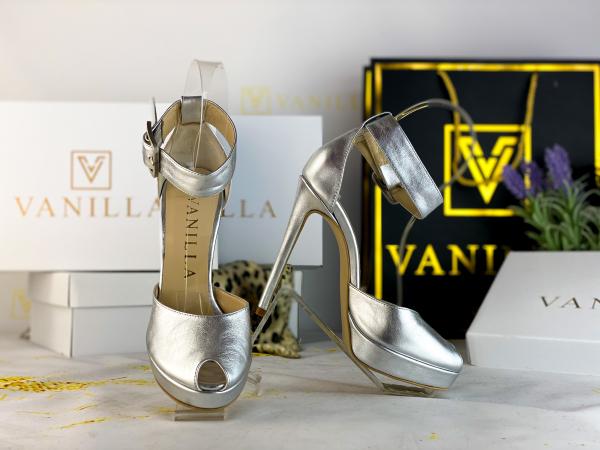 Sandale Baku Mistic Silver  Edition 3