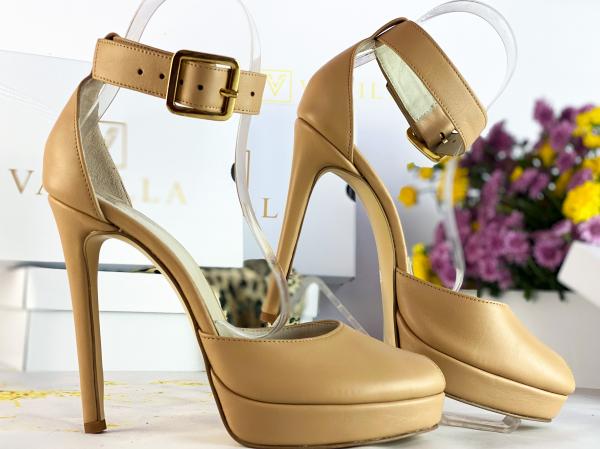 41   Sandale Baku Piele Neteda Promo 1