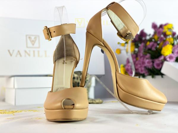 41   Sandale Baku Piele Neteda Promo 0