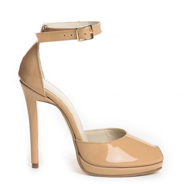 Sandale Beijing din piele lacuita [1]