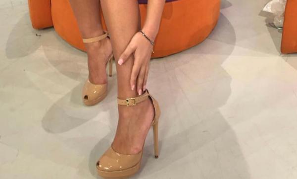Sandale Beijing din piele lacuita [5]