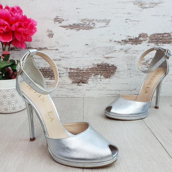 Sandale Beijing Mistic Edition Silver [3]