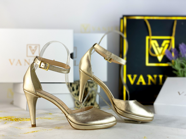 Sandale Beijing Mistic Edition Gold 1