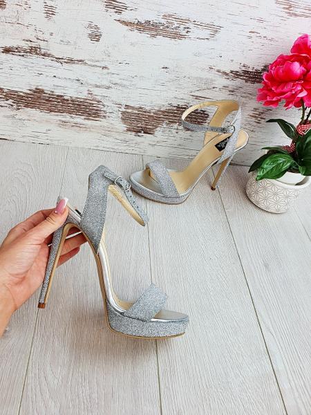 Sandale Berlin Glitter Fin Promo 0