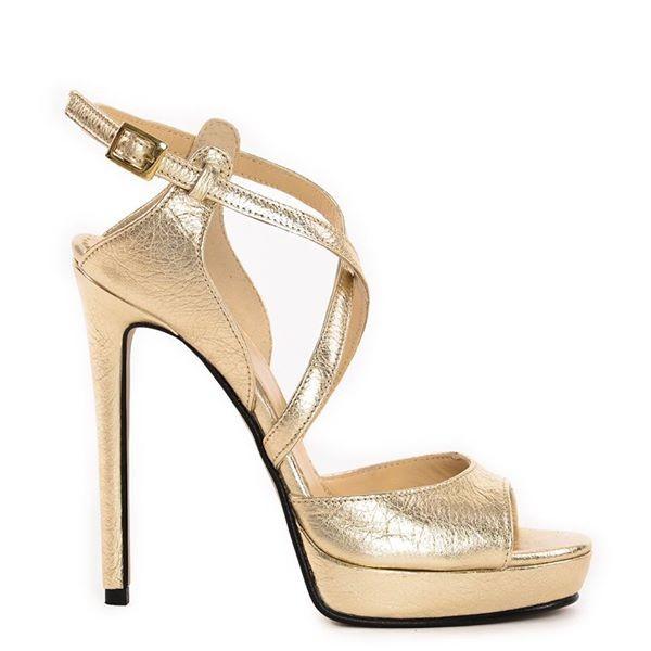 Sandale Berna Gold 1