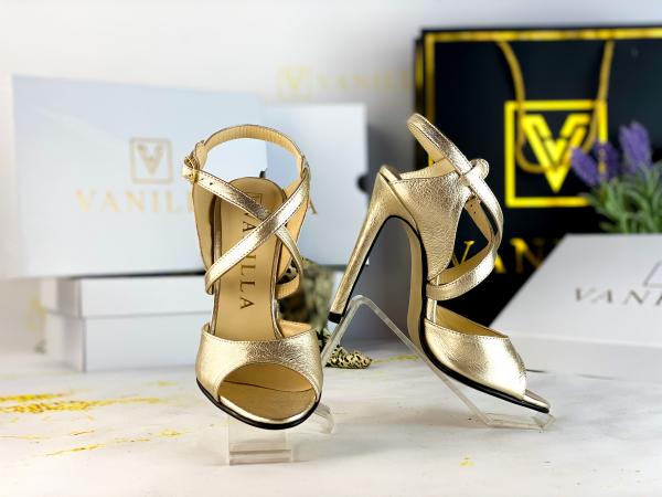 35   Sandale Berna Gold Promo [0]