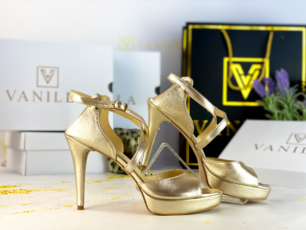 39   Sandale Berna Gold Promo 1