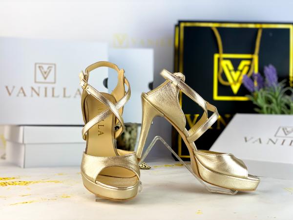 39   Sandale Berna Gold Promo 0