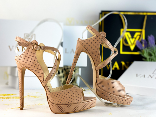 40   Sandale Berna Nude  Promo 1