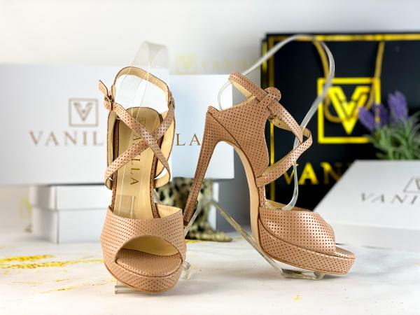 40   Sandale Berna Nude  Promo 0