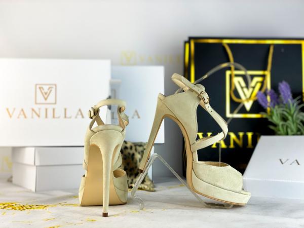 40 Sandale Berna Piele Intorsa Promo 0