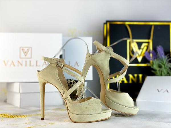 40 Sandale Berna Piele Intorsa Promo 1