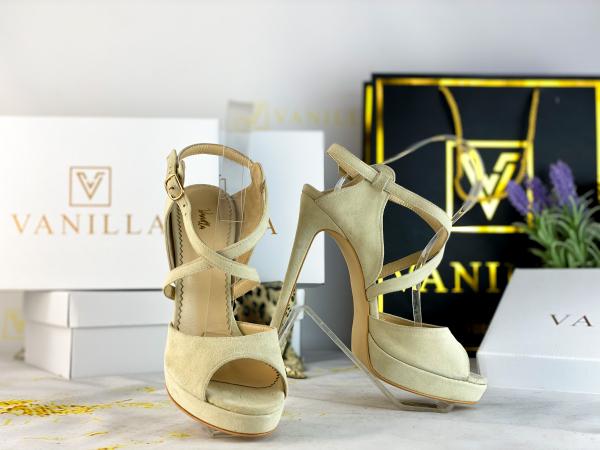 40 Sandale Berna Piele Intorsa Promo 2