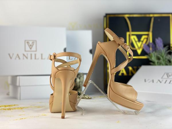 37   Sandale Berna Piele Neteda Promo [2]