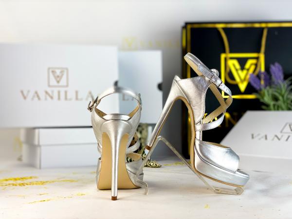 Sandale Berna Silver 3