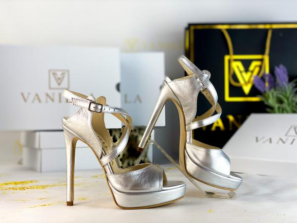 Sandale Berna Silver 4