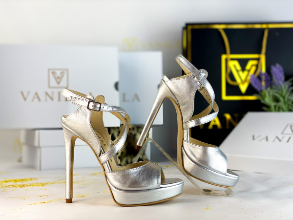 35   Sandale Berna Silver Promo 1