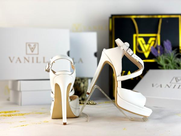 35   Sandale Berna White Promo [2]