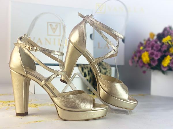 36   Sandale Bogota Gold Promo 1