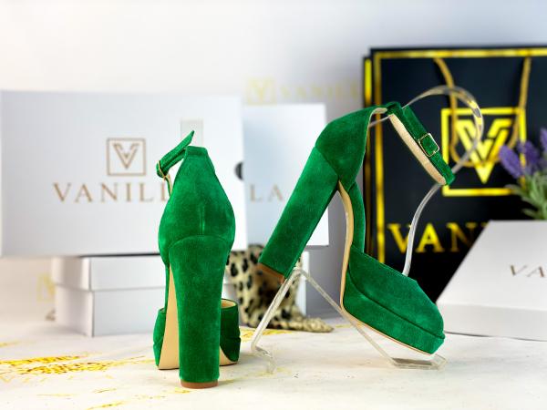 36   Sandale Bolivia Piele Intoarsa Promo 2