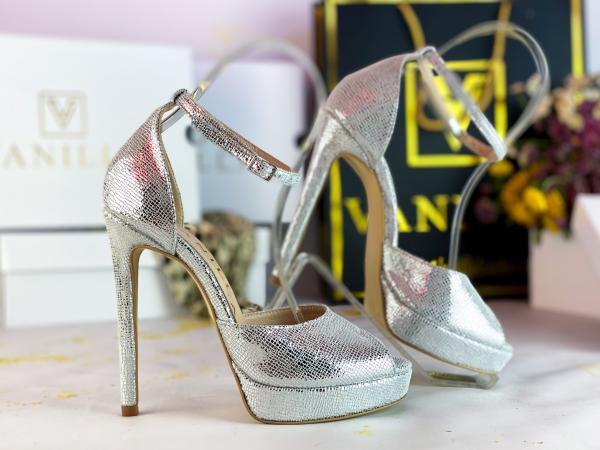 Sandale Bolivia  Silver 1