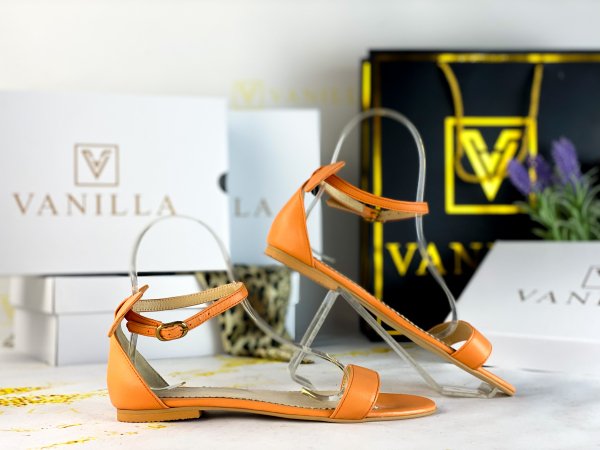 37   Sandale Casual Micky Orange Edition Promo [1]