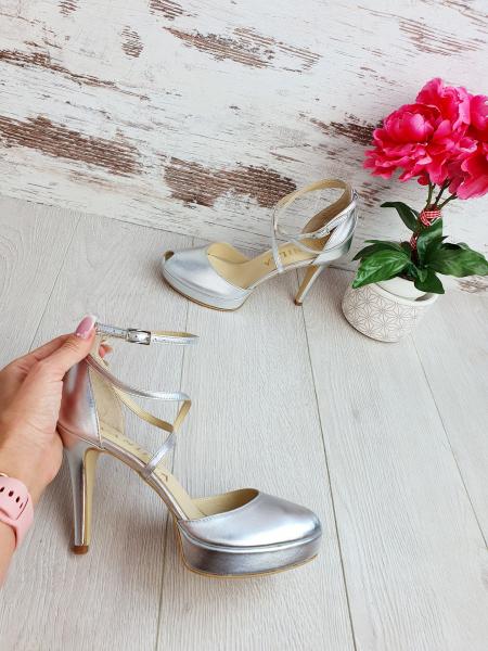 Sandale Fabiana Mistic Silver 3