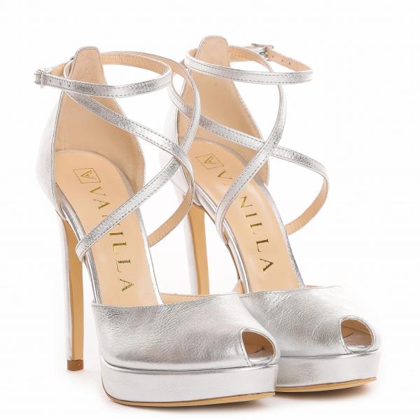 Sandale Fabiana Mistic Silver 0