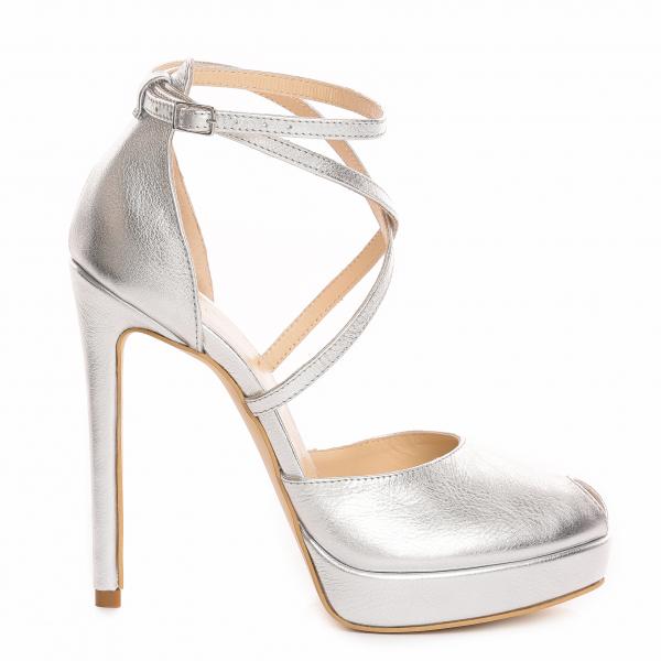 Sandale Fabiana Mistic Silver 1