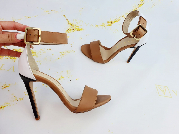 35 Sandale Montserrat Piele Neteda Promo [0]