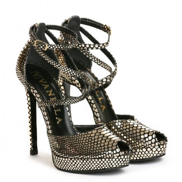 Sandale Obsesium Gold 0